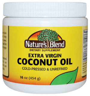 coconut oil extra virgin cold pressed