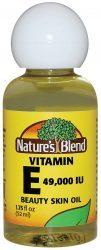 Vitamin E Beauty Oil