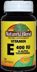 vitamin e d alpha tocopherol