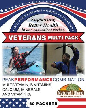 Veterans Multi Pack